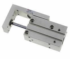 <b>SMC Type</b> MXH16-30 <b>Compact</b> Pneumatic <b>Slide</b> Cylinder Bore Size ...