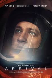 arrival a fascinating sci fi journey into words speech arrival 2016 poster
