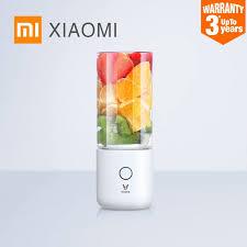 XIAOMI MIJIA <b>VIOMI Blender Electric Kitchen</b> Mixer Juicer Fruit Cup ...