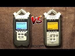 Тест сравнение <b>рекордеров ZOOM H4n</b> и PRO разница ...