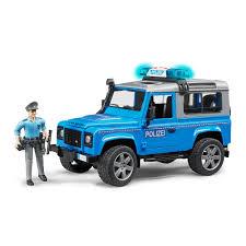 <b>Игрушка Ленд Ровер</b> Полиция <b>Bruder</b> (02597) - 【Будинок іграшок ...