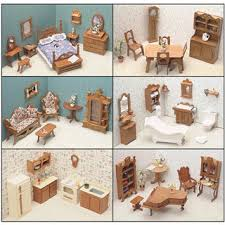 dollhouses cheap doll houses with furniture
