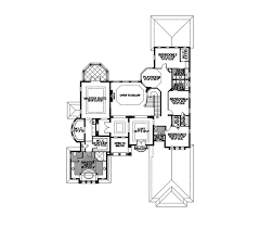 Frontenac Manor Spanish Home   Luxury Floor Plans  House Plans And    Great luxury floor plan   pool  See the second floor here  Plan S