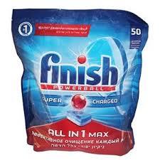 Купить <b>Таблетки</b> для посудомоечных машин «<b>Finish</b>» - Powerball ...