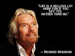 Richard Branson Quotes on Pinterest | Richard Branson ... via Relatably.com