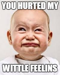 Cry baby Meme Generator - Imgflip via Relatably.com