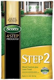 Scotts <b>Step 2</b> Weed Control Plus Lawn Fertilizer - Lawn Care - Scotts