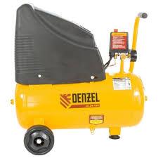 <b>Компрессор безмасляный Denzel LC</b> 24-195, 24 л, 1.1 кВт — все ...