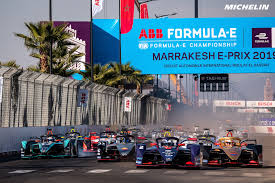 ABB FIA Formula E - 2020 Marrakesh E-Prix - <b>MICHELIN</b> Motorsport