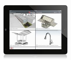 Top Technical Apps for Architects   ArchDailySketchUp Mobile Viewer  Image Courtesy of SketchUp