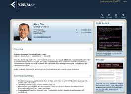 visual cv resume visual cv resume 5534