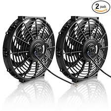 "Amazon.com: (Pack of 2) 12"" <b>Electric Radiator</b> Cooling Fan ..."