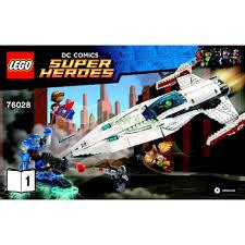 <b>Конструктор Lego Super Heroes</b> Вторжение Дарксайда