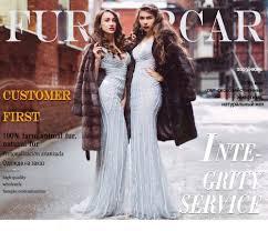 FURSARCAR 2019 <b>Winter Real Fox Fur</b> Women Coats Natural ...