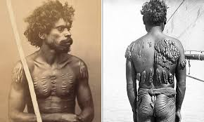 Inside the ancient art of <b>Aboriginal</b> body scarring | Daily Mail Online