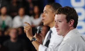 Image result for mark zuckerberg us president