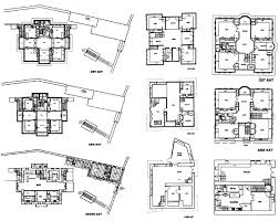 Figure   Three examples of typical house plans in Safranbolu    Figure   Three examples of typical house plans in Safranbolu