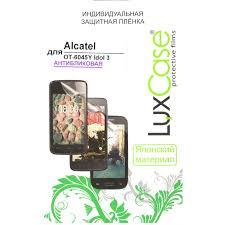 Купить защитную пленку <b>Защитная плёнка для Alcatel</b> One Touch ...