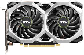 <b>Видеокарта MSI GeForce GTX</b> 1660 SUPER 1815MHz P ...