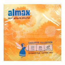 <b>Салфетки</b> бумажные Almax Exclusive Decor Collection Verona 20 ...