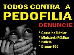 Resultado de imagem para Brasil é o campeão em número de pedófilos