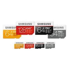 <b>ORIGINAL SAMSUNG EVO MEMORY</b> CARD 8/16/32/64/128GB (1 ...