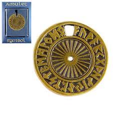 <b>Рунический</b> круг – <b>амулет</b> для принятия важных решений №58