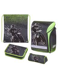 <b>Ранец MIDI</b> NEW <b>PLUS</b> Motorcross. Herlitz 8005333 в интернет ...