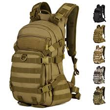 Huntvp 25L Tactical MOLLE Assault Military <b>Backpack</b> Rucksack ...