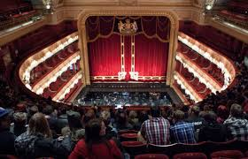 Main Stage   Venues   Royal Opera HouseFriends Rehearsals