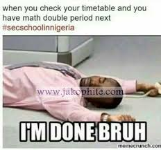 Secondary School In Nigeria Memes... - Education - Jakophite.com via Relatably.com