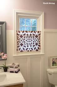 bathroom windows subtle lighting how to make diy privacy screen for window