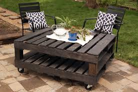 how to make outdoor furniture buy pallet furniture