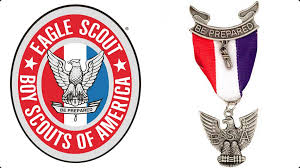 Eagle Scout Logo Eagle Scout Patch Clipart Clipartfest