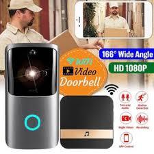 M10 Hd Video Doorbell Smart Wifi Voice Intercom Wireless ... - Vova