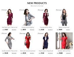 Short sleeve striped suit skirt women <b>summer 2019 new Korean</b> ...