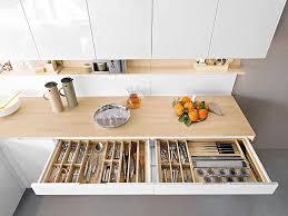 small kitchen shelf storage solution