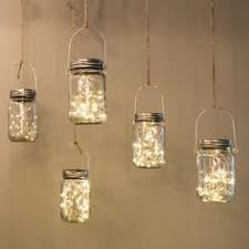 20 <b>LED Solar</b> Fairy Light for Mason Jar Lid Insert Color Changing ...