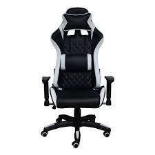 Компьютерное <b>кресло МЕБ</b>-<b>ФФ</b> MFG-<b>6023</b> black and white ...