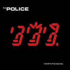 <b>The Police</b> - <b>Ghost</b> In The Machine [LP] - Amazon.com Music