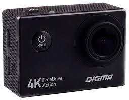 <b>Видеорегистратор DIGMA FreeDrive Action</b> 4K купить по цене 2 ...