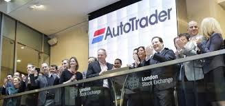 london stock exchange today welcomed auto trader group plc to open the market on the first day of dealings in the companys shares on the main market auto trader offices london