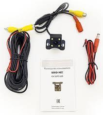 Sho-Me CA-5570 LED <b>камера заднего вида</b> - <b>SHO-ME</b> — купить в ...