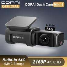 <b>DDPAI</b> Dash Cam <b>Mini 5</b> UHD DVR Android Car Camera <b>4K</b> Build ...