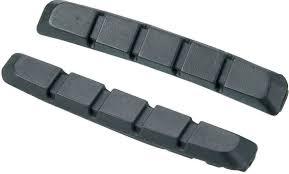 Накладки <b>тормозные</b> Bike Attitude, HC945, черный, 72 мм ...