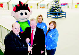 skates on for seasonal jobs in the city limerick post newspaper 29 11 13 limerick on ice official opening
