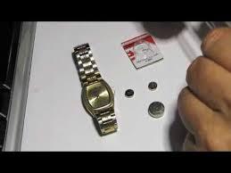 Как выбрать батарейку в наручные <b>часы</b> / How to choose a battery ...