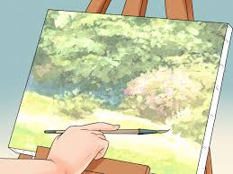 5 Ways to <b>Paint on Canvas</b> - wikiHow