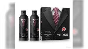 Мужской <b>подарочный набор NEW</b> boss с кофеином купить в ...