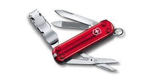 <b>Нож</b>-<b>брелок</b> Victorinox Classic <b>Nail Clip</b> 580, <b>65 мм</b>, <b>8</b> функций ...